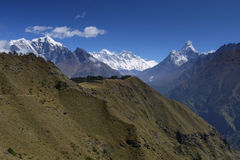 Way to Everest Stock Photos