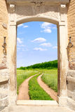 Way to freedom Royalty Free Stock Image