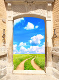 Way to freedom Royalty Free Stock Images