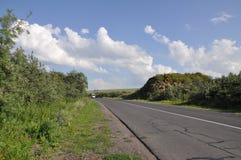 Way to Lake Sevan Stock Image