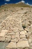 Way to Mount Nemrut, Eastern Turkey Royalty Free Stock Photography