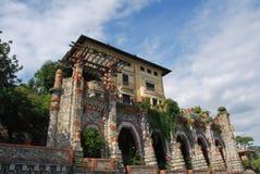 On the way to Portofino, Liguria, Italy Royalty Free Stock Photography