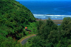 Way To Ratnagiri Seashore-I Royalty Free Stock Photos