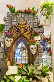 Witch tale at Macy`s store royalty free stock images