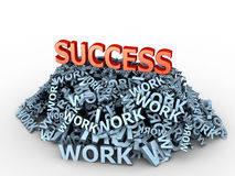 Way to success Stock Photos