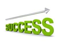 This way to success Stock Photos
