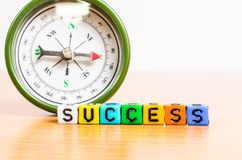 Way to success Stock Photography