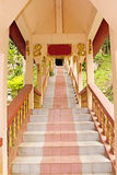 Way up the stairs Caves Long long stairs. Royalty Free Stock Images