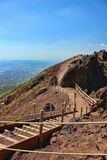 Way Vesuvius Royalty Free Stock Image