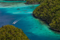 Wayag viewpoint,Raja ampat Stock Photography