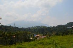 Wayanad, Kerala, Indien stockfoto