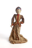 The Wayang golek. Wayang is a Javanese word for particular kinds of theatre. When the term is used to refer to kinds of puppet theatre, sometimes the puppet Stock Photo
