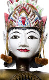 Wayang Golek puppets Royalty Free Stock Images