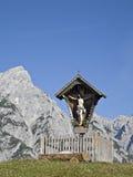 Waycross in Karwendel Stockfoto