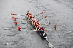 Wayland-Weston Rowing Association Royalty Free Stock Image