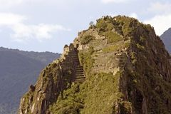 Wayna Picchu fotografia de stock