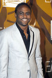 Wayne Brady on the red carpet. Stock Image