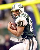 Wayne Crebet New York Jets Stockbild