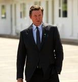 Wayne Gretzky kostiumu Hokejowy krawat Zdjęcia Royalty Free