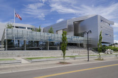 Wayne Lyman Morse USA domstolsbyggnad Arkivbilder