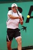 Wayne Odesnik van de V.S. in Roland Garros Stock Afbeelding