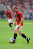 Wayne Rooney Royalty-vrije Stock Foto