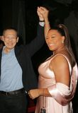 Wayne Wang, Latifah, Königin, Queen Latifah lizenzfreie stockfotos