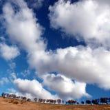 Wayrhamdale Yorkshire orientale Inghilterra fotografie stock