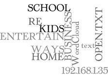 Ways To Entertain Your Kids When They Re Off School But Your Home Business Is Open Word Cloud. WAYS TO ENTERTAIN YOUR KIDS WHEN THEY RE OFF SCHOOL BUT YOUR HOME royalty free illustration