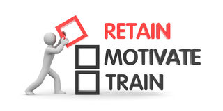 Ways to motivate Stock Images