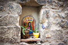 wayside святыни Италии Стоковые Фотографии RF