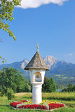 Wayside Shrine,Lake Faaker See,Carinthia,Austria Royalty Free Stock Photo