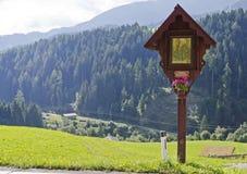 Wayside shrine Royalty Free Stock Images