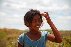 Wayuu Girl Stock Photos