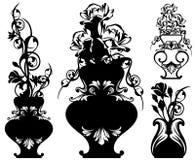 waza kwiat Zdjęcia Stock