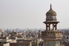 Wazir Khan Mosque Stock Image