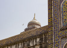 Wazir Khan Mosque Royalty Free Stock Photography