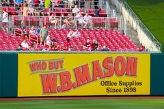 WB Mason Advertisement Royalty Free Stock Photos