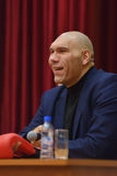 WBA World champion Nikolay Valuyev Stock Images