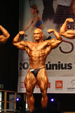 WBPF bodybuilding European championship Royalty Free Stock Image