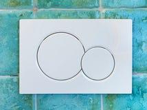 WC冲洗 免版税库存图片