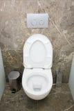 WC-binnenland royalty-vrije stock foto