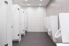 WC för män royaltyfri fotografi