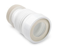 Wc flexible connector stock image
