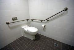 WC incapacitado Fotos de Stock Royalty Free