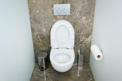 WC Interior  Royalty Free Stock Images