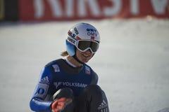 WC narciarski latający Vikersund 14 2015 Luty (Norwegia) (od 2nd połówki Obrazy Royalty Free