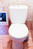 WC Pan Stock Photo