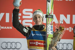 WC ski flying Vikersund (Norway) 14 February 2015 (from 2nd half Stock Photography