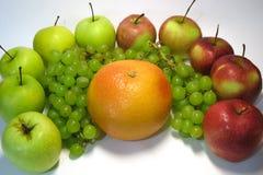 Wciąż życie składa się taki przyglądającego i niezapomnianego taki owocowego smak, zdjęcie royalty free